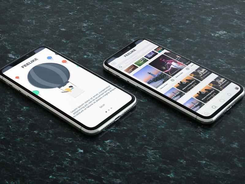 Epsteim UX/UI Design